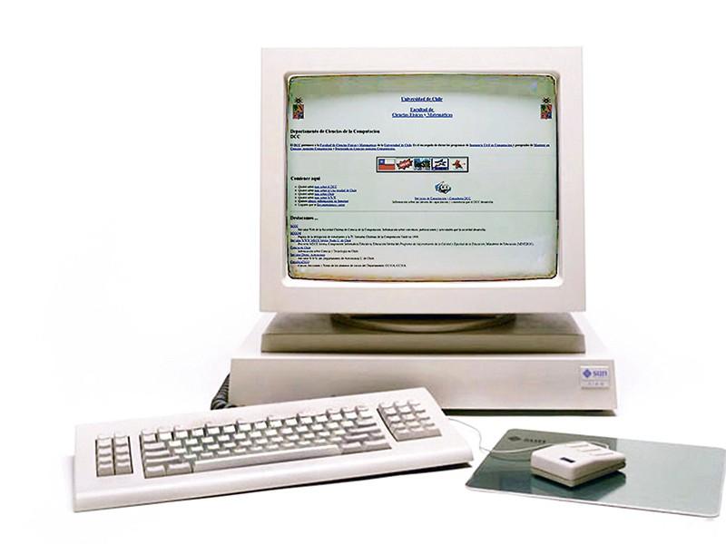 A 25 años de la primera página web en Chile - WDesign - Diseño Web Profesional