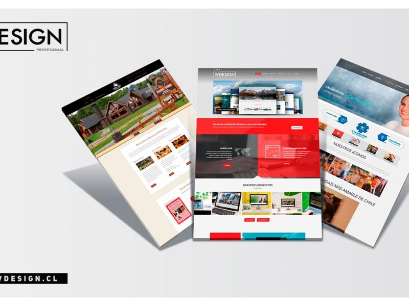 Creación Sitios Web Profesional - WDesign - Diseño Web Profesional