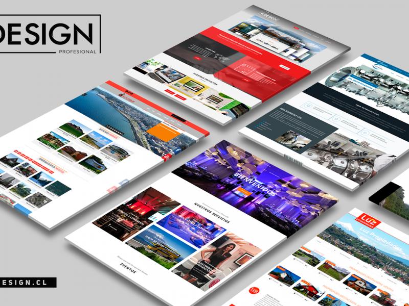 Desarrollo web en temuco - WDesign - Diseño Web Profesional