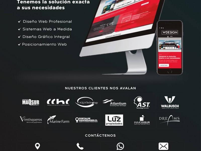 Diseño Web Profesional - WDesign - Diseño Web Profesional