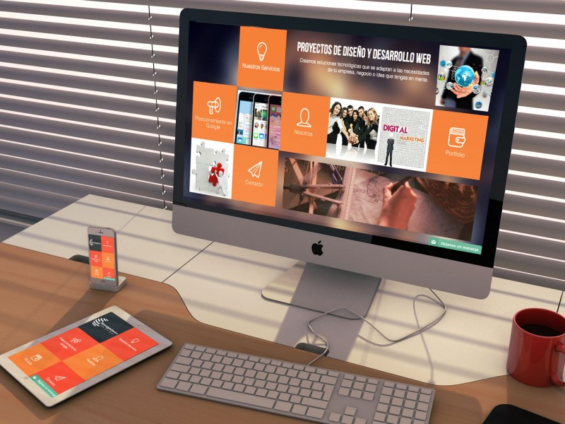 Diseño web profesional, Somos Diseñadores Expertos, Puerto Montt - WDesign - Diseño Web Profesional