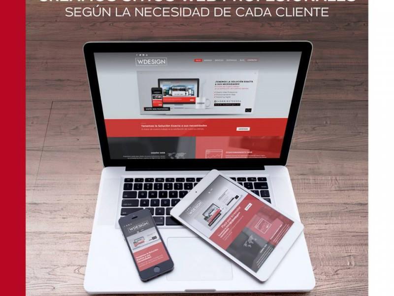Empresa desarrollo software online a medida en puerto montt 2019 - WDesign - Diseño Web Profesional