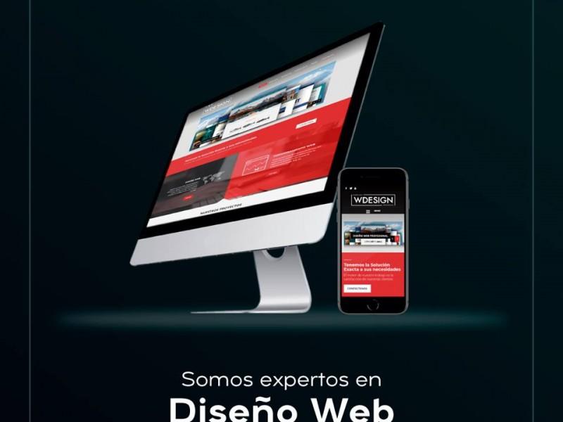 Empresa diseño web - WDesign - Diseño Web Profesional