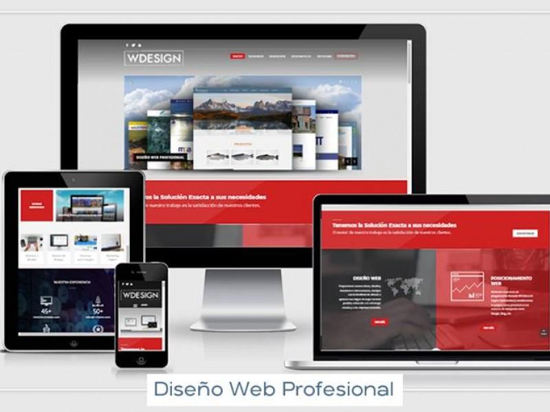 Páginas Web Puerto Montt - WDesign - Diseño Web Profesional