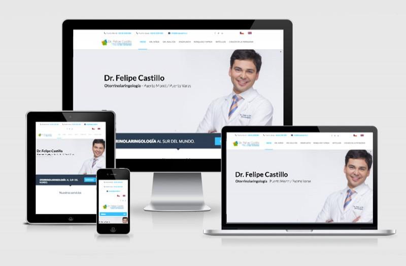 Felipe Castillo - WDesign - Diseño Web Profesional
