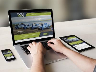 PLAGASUR - WDesign - Diseño Web Profesional