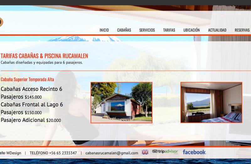 Rucamalen - WDesign - Diseño Web Profesional