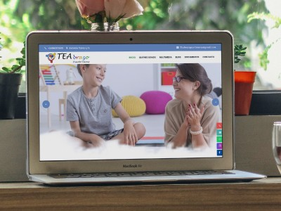 TeAbrazo Puerto Varas - WDesign - Diseño Web Profesional